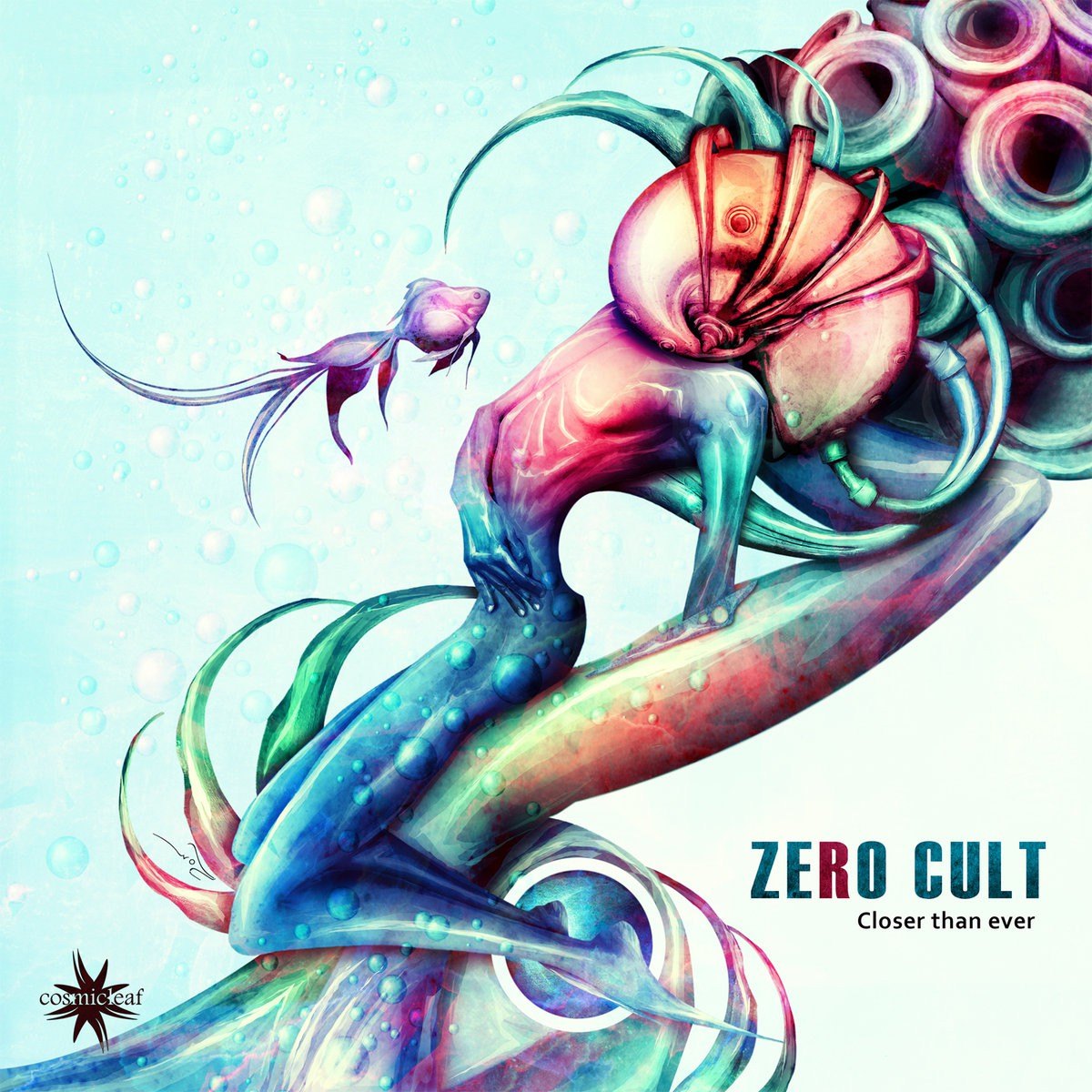 "Zero Cult ""Closer Than Ever"""